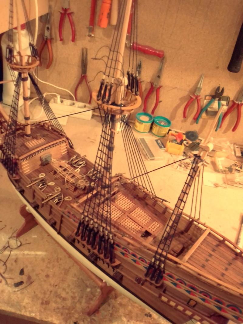 """Brandenburgische Fregatte """"Roter Löwe"""", M 1:50 Img_2071"""