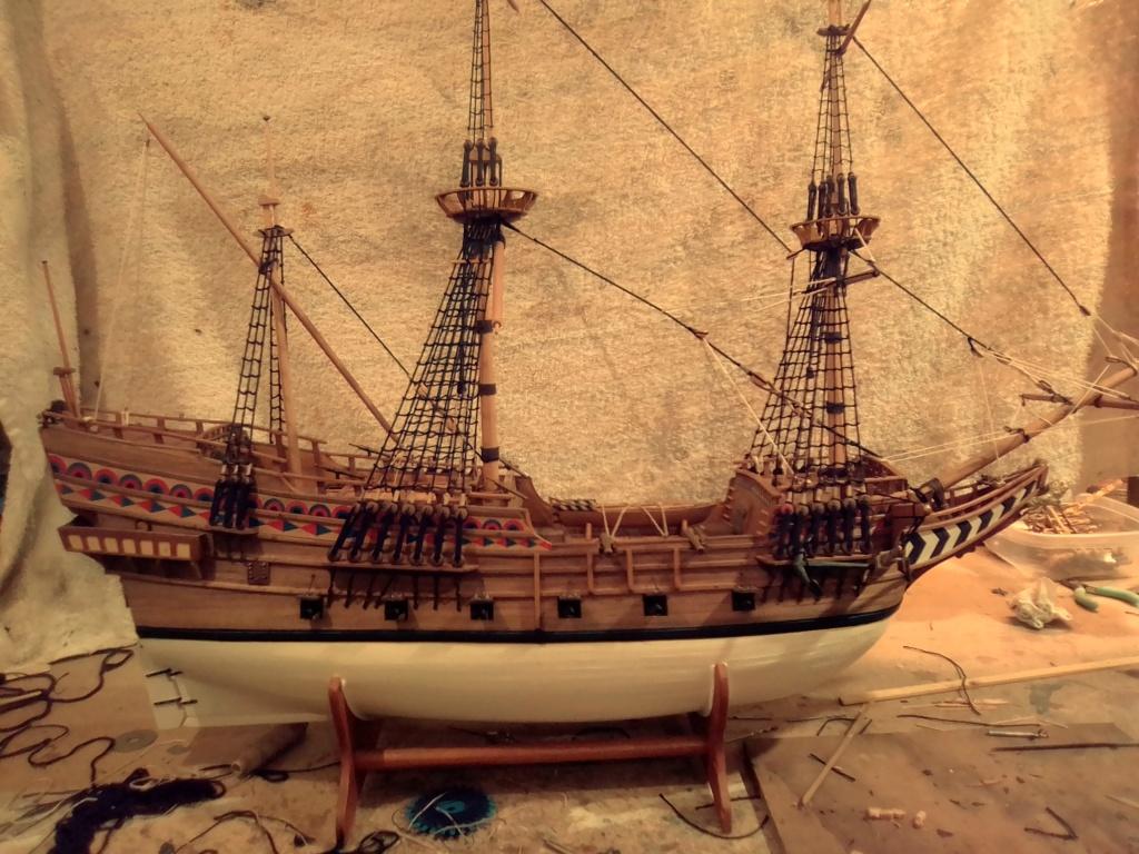 """Brandenburgische Fregatte """"Roter Löwe"""", M 1:50 Img_2075"""