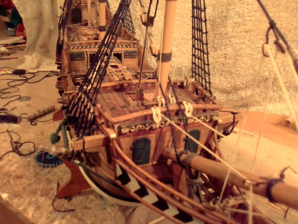 """Brandenburgische Fregatte """"Roter Löwe"""", M 1:50 Img_2080"""
