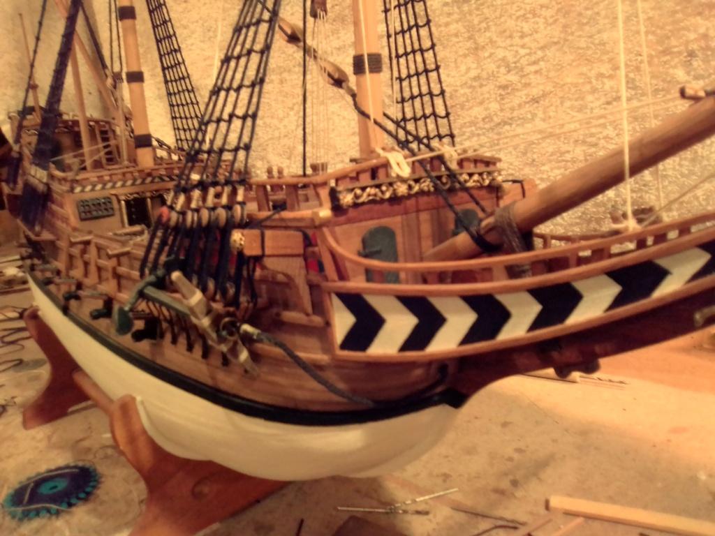 """Brandenburgische Fregatte """"Roter Löwe"""", M 1:50 Img_2081"""