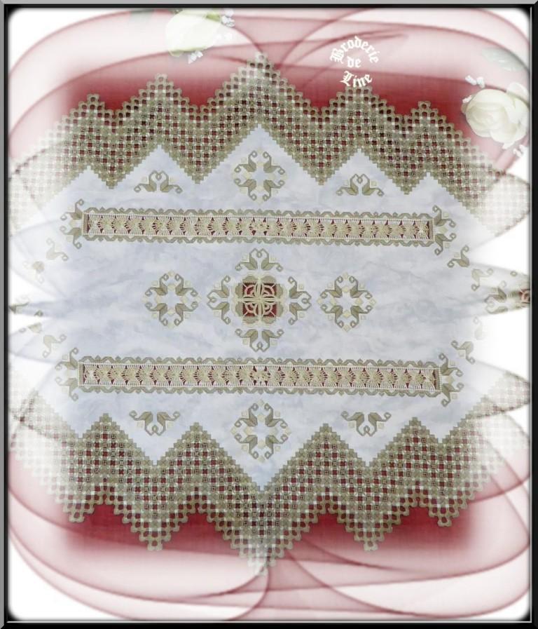 Un napperon Ofin3a10