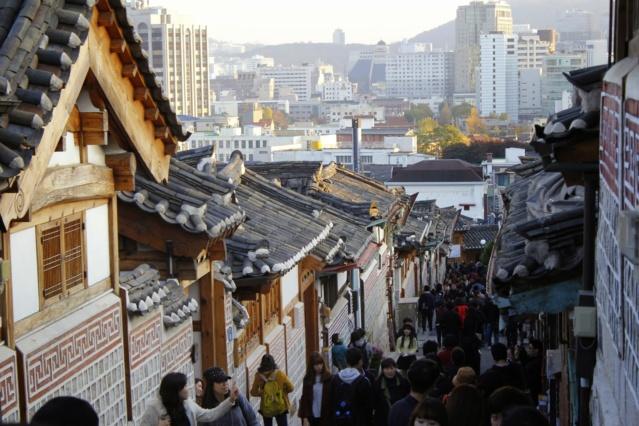 BUKCHON VILLAGE (Séoul) _mg_5610