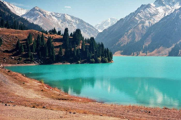 LE GRAND LAC ALMATY (Kazakhstan) A110