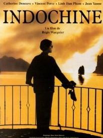 INDOCHINE (1992) Affich10