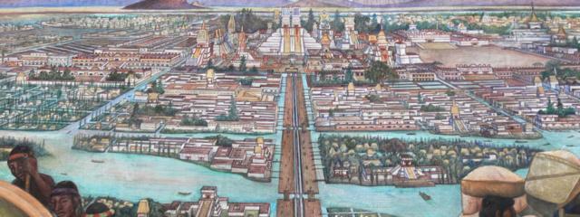 TENOCHTITLAN, LA CITE SORTIE DES EAUX... Aztec-10
