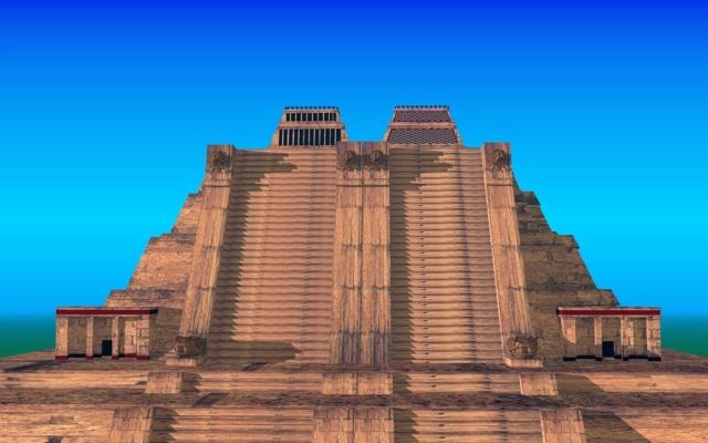 TENOCHTITLAN, LA CITE SORTIE DES EAUX... Aztecs10