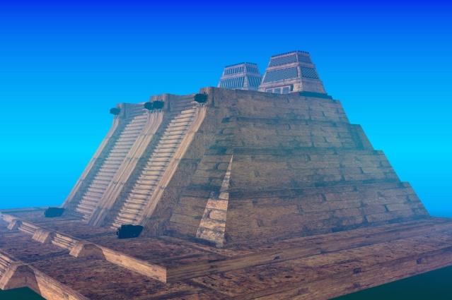 TENOCHTITLAN, LA CITE SORTIE DES EAUX... Aztecs11