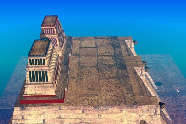TENOCHTITLAN, LA CITE SORTIE DES EAUX... Aztecs12