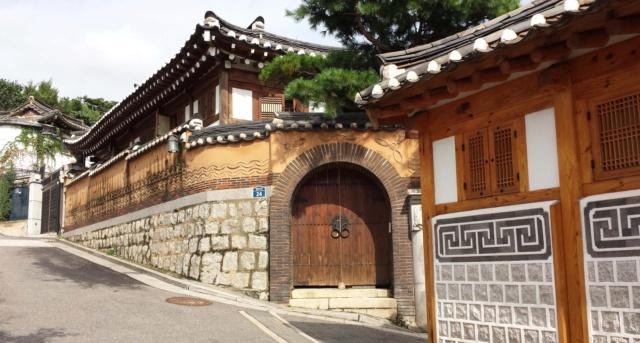 BUKCHON VILLAGE (Séoul) Bukcho11