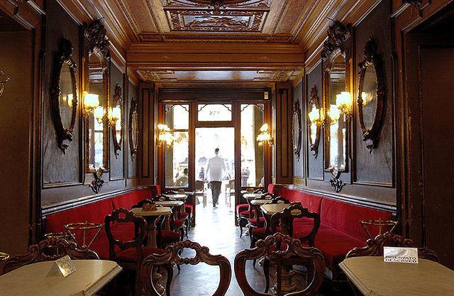 MAISONS DE THE/CAFES DU MONDE Cafe-f11