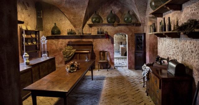 LE CHATEAU DE PADERNELLO (Italie) Castel12