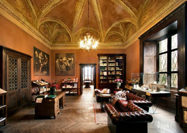 LE CHATEAU DE PADERNELLO (Italie) Castel13