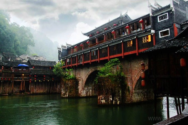 FENGHUANG, LA CITE DU PHENIX China_10