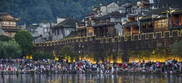 FENGHUANG, LA CITE DU PHENIX China_11