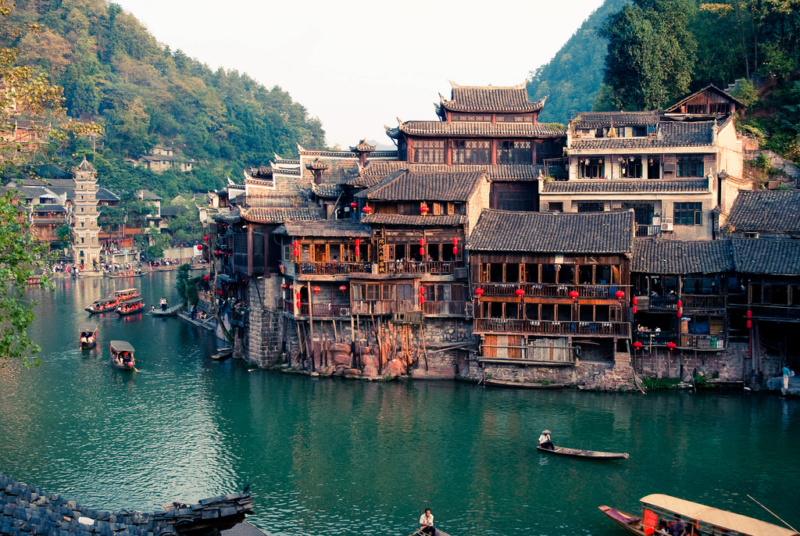 FENGHUANG, LA CITE DU PHENIX Chine_10