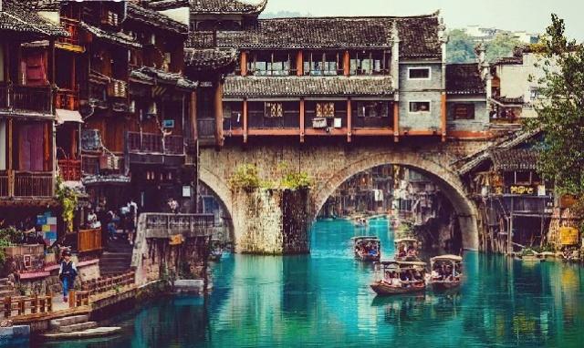 FENGHUANG, LA CITE DU PHENIX Chine_11