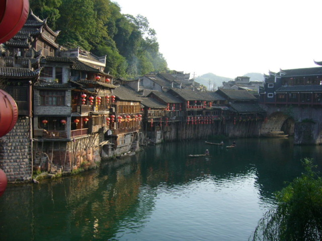 FENGHUANG, LA CITE DU PHENIX Chine_12