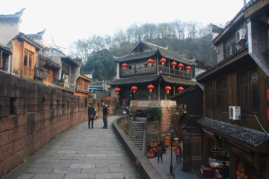 FENGHUANG, LA CITE DU PHENIX Chine_16