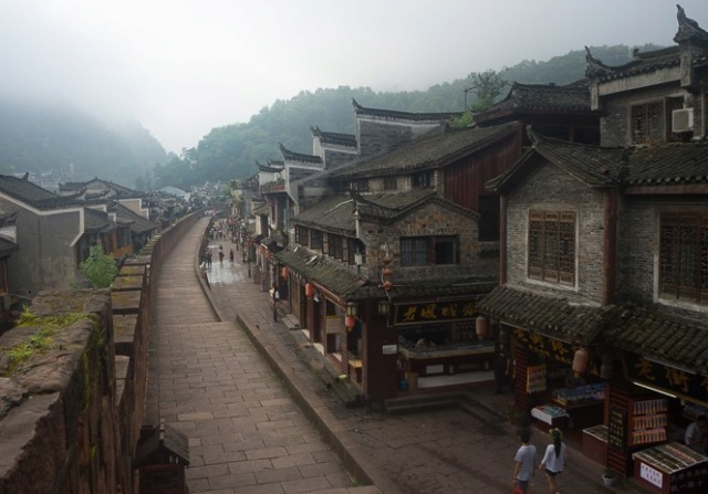 FENGHUANG, LA CITE DU PHENIX Chine_17