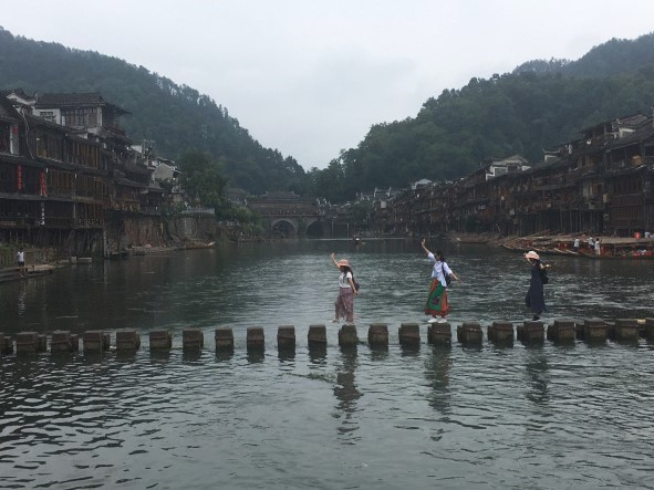 FENGHUANG, LA CITE DU PHENIX Chine_18
