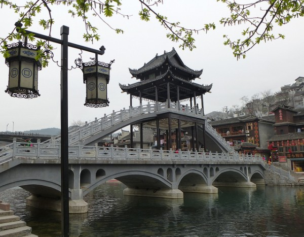FENGHUANG, LA CITE DU PHENIX Chine_19