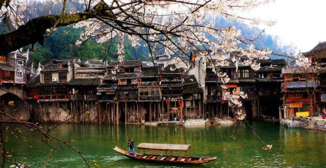 FENGHUANG, LA CITE DU PHENIX Chine_20