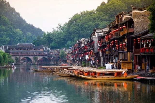 FENGHUANG, LA CITE DU PHENIX Chine_22