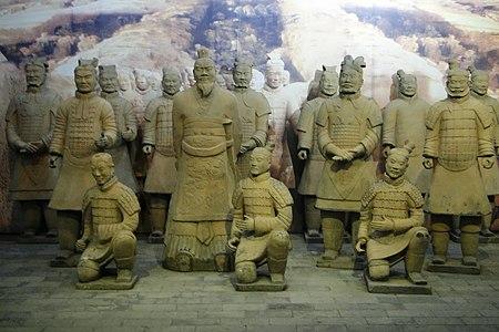 L'ARMEE DE TERRE CUITE Chine_26