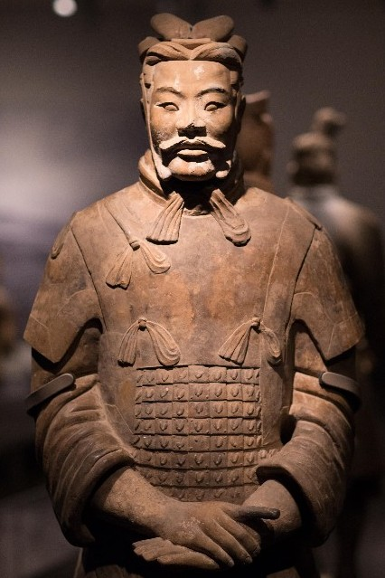 L'ARMEE DE TERRE CUITE Chine_30