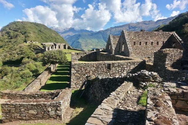 CHOQUEQUIRAO, l'autre Machu Picchu Choque10