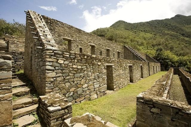 CHOQUEQUIRAO, l'autre Machu Picchu Choque12