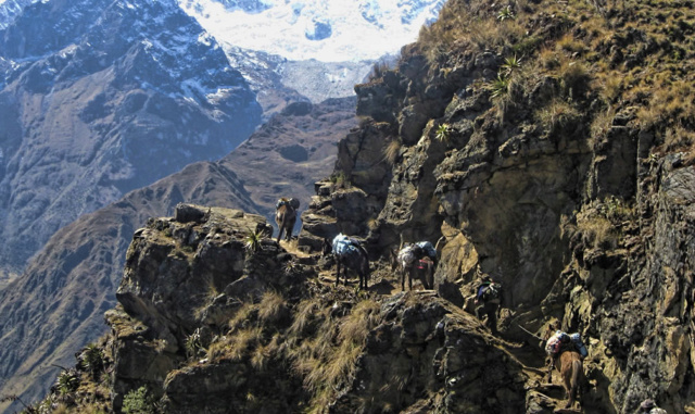 CHOQUEQUIRAO, l'autre Machu Picchu Choque17