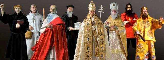 LES FIGURINES DE GEORGE S. STUART Cleric10