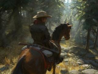 XIXème SIECLE - Page 9 Cowboy10