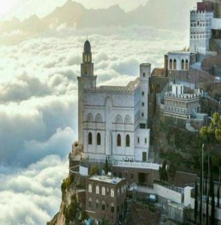 AL HAJJARA, le village  des nuages (Yémen) E3798e11