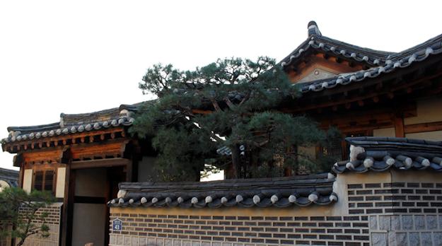 BUKCHON VILLAGE (Séoul) Hanok310