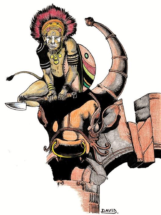Les dessins de VS (en couleurs) Kosh11