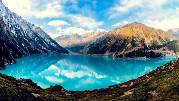LE GRAND LAC ALMATY (Kazakhstan) Orig110