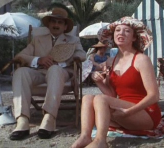 HERCULE POIROT/DAVID SUCHET (téléfilms) Poirot10