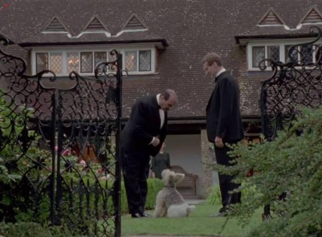 HERCULE POIROT/DAVID SUCHET (téléfilms) Poirot11