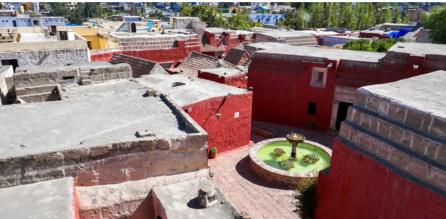 LE COUVENT DE SANTA CATALINA (Pérou) Santa_10