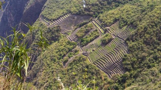 CHOQUEQUIRAO, l'autre Machu Picchu Shutte12