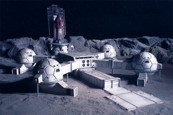 UFO, ALERTE DANS L'ESPACE (série) Ufo19710