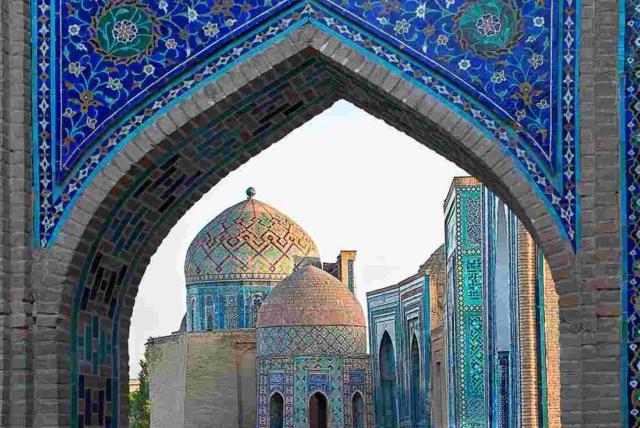 LA ROUTE DE LA SOIE Uzbeki10