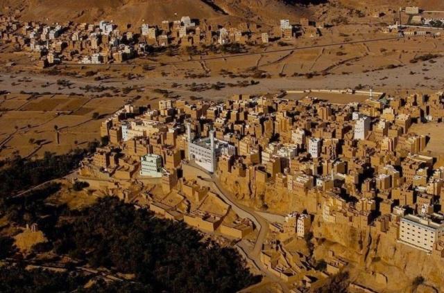 AL HAJJARA, le village  des nuages (Yémen) Villag12