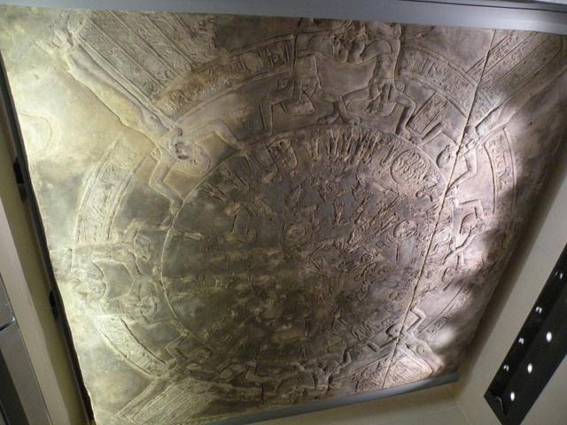 LE SANCTUAIRE D'HATHOR (Egypte) Zodiaq10
