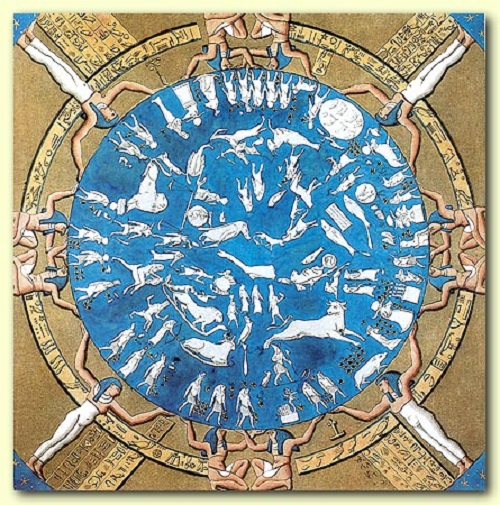 LE SANCTUAIRE D'HATHOR (Egypte) Zodiaq11