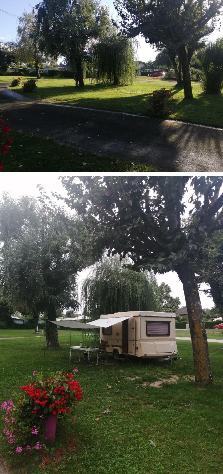 Camping Mathieu à Yvoire en Haute-Savoie Estere14