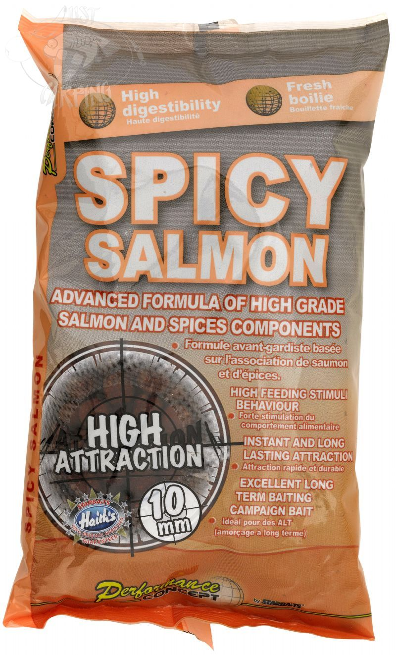 spicy salmon starbaits Starba10