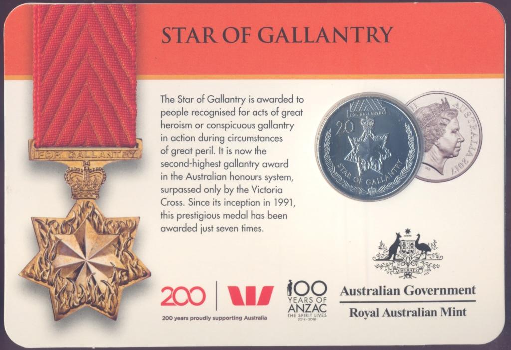ANZAC - MEDALS OF HONOUR (AUSTRALIA 2017) Starga10